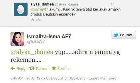 Twitter Adira